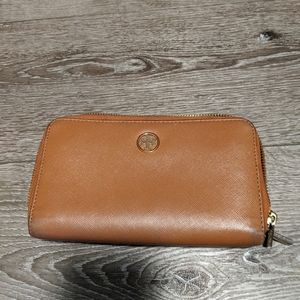 Tory Burch Continental wallet Brown
